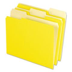 PFX 421013YEL Pendaflex Interior File Folders PFX421013YEL