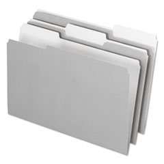 PFX 435013GRA Pendaflex Interior File Folders PFX435013GRA
