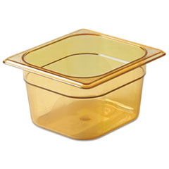 RCP 205PAMB Rubbermaid Commercial Hot Food Pans RCP205PAMB