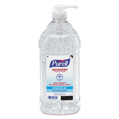 Advanced Instant Hand Sanitizer, 2L Bottle