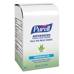 GOJ 9637 PURELL Advanced Hand Sanitizer Soothing Gel Refill GOJ9637