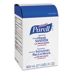 GOJ 965606EA PURELL Advanced Hand Sanitizer Soothing Gel Refill GOJ965606EA