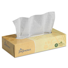 GPC 48100 Georgia Pacific Professional preference Facial Tissue GPC48100