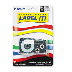 CSO XR18WES Casio Tape Cassette for KL Label Makers CSOXR18WES