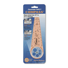 CSP 45761 Classroom SAFE-T Products Compass CSP45761