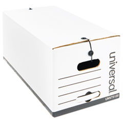 UNV 75120 Universal Economical Easy Assembly Storage Files UNV75120