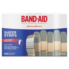 JOJ 4634 BAND-AID Sheer Adhesive Bandages JOJ4634