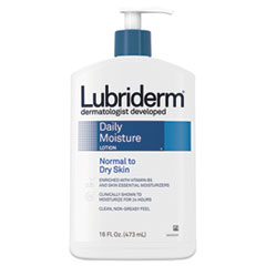 PFI 48323EA Lubriderm Skin Therapy Hand and Body Lotion PFI48323EA