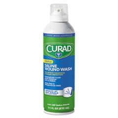 MII CURSALINE7 Curad Sterile Saline Wound Wash MIICURSALINE7