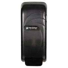 SJM S890TBK San Jamar Oceans Universal Liquid Soap Dispenser SJMS890TBK
