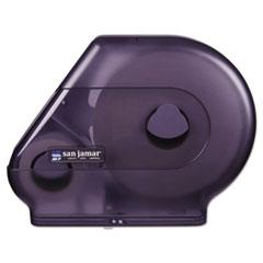 "SJM R6500TBK San Jamar Quantum 12""-13"" Jumbo Bath Tissue Dispenser SJMR6500TBK"