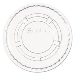 DCC PL100N Dart Portion/Soufflé Cup Lids DCCPL100N