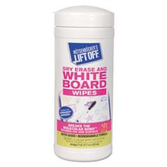 MOT 42703EA Motsenbocker's Lift-Off Dry Erase Board Cleaner Wipes MOT42703EA