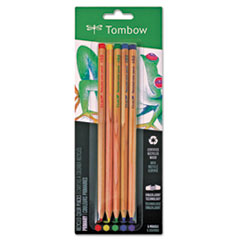 TOM 61550 Tombow Recycled Colored Pencils TOM61550