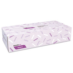 CSD F150 Cascades PRO Select Flat Box Facial Tissue CSDF150
