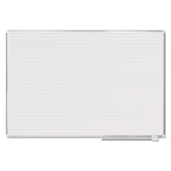 BVC MA2794830 MasterVision Ruled Magnetic Steel Dry Erase Planning Board BVCMA2794830