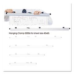 SAF 50056 Safco Sheet File Hanging Clamps SAF50056