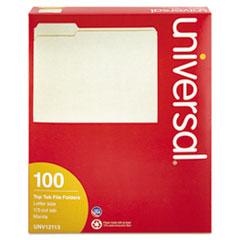 UNV 12113 Universal Top Tab Manila File Folders UNV12113