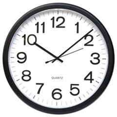 UNV 11641 Universal Round Wall Clock UNV11641