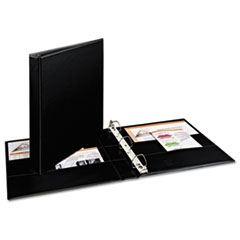 AVE 07301 Avery Durable Non-View Binder with DuraHinge and EZD Rings AVE07301