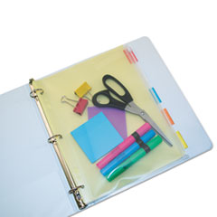 AVT ANG52 Angler's Zip-All Ring Binder Pocket AVTANG52