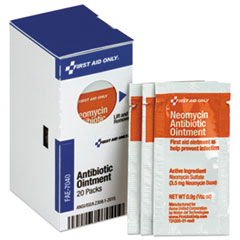 FAO FAE7040 First Aid Only Refill for SmartCompliance General Business Cabinet FAOFAE7040