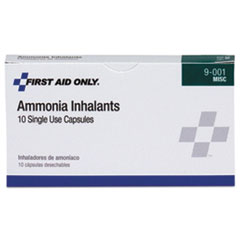 FAO 9001 First Aid Only Refill for SmartCompliance General Business Cabinet FAO9001
