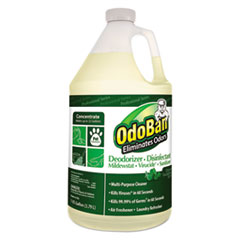 ODO 911062G4EA OdoBan Concentrate Odor Eliminator and Disinfectant ODO911062G4EA