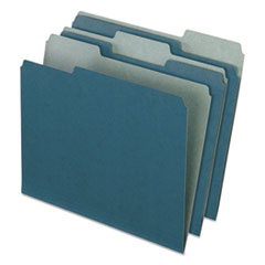 PFX 04302 Pendaflex Earthwise by Pendaflex 100% Recycled Colored File Folders PFX04302