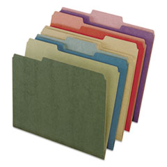 PFX 04350 Pendaflex Earthwise by Pendaflex 100% Recycled Colored File Folders PFX04350