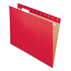 PFX 81608 Pendaflex Colored Hanging Folders PFX81608