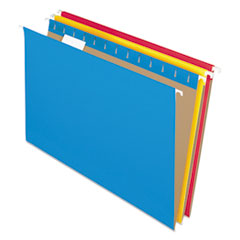 PFX 81632 Pendaflex Colored Hanging Folders PFX81632