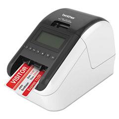 BRT QL820NWB Brother QL-820NWB Professional, Ultra Flexible Label Printer With Multiple Connectivity Options BRTQL820NWB