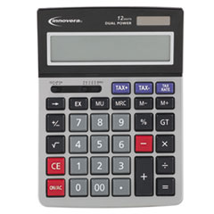 IVR 15975 Innovera 15975 Large Digit Commercial Calculator IVR15975