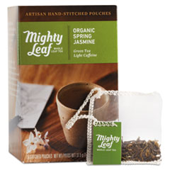 MLC 40016 Mighty Leaf Tea Whole Leaf Tea Pouches MLC40016
