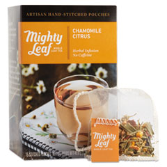 PEE 510136 Mighty Leaf Tea Whole Leaf Tea Pouches PEE510136