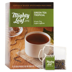 MLC 40002 Mighty Leaf Tea Whole Leaf Tea Pouches MLC40002