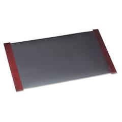CVR 02043 Carver Desk Pad with Wood End Panels CVR02043