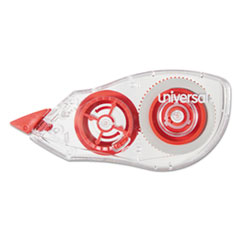 UNV 75606 Universal Deluxe Correction Tape with Two-Way Dispenser UNV75606