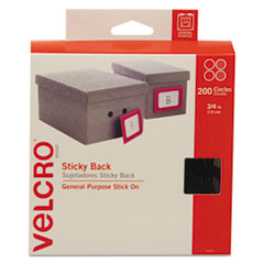 VEK 91823 VELCRO Brand Sticky-Back Fasteners VEK91823