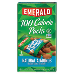 DFD 34325 Emerald 100 Calorie Pack Nuts DFD34325
