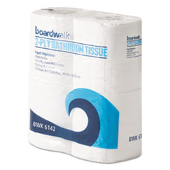 BWK 6142 Boardwalk Office Packs Standard Bathroom Tissue BWK6142