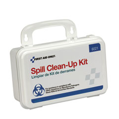 FAO 6021 First Aid Only BBP Spill Cleanup Kit FAO6021