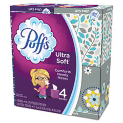 PGC 35295PK Puffs Ultra Soft Facial Tissue PGC35295PK