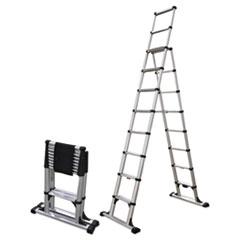 TLP 14ES Telesteps Telescopic A-Frame Ladders TLP14ES