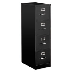 ALE VF1552BL Alera Four-Drawer Economy Vertical File ALEVF1552BL
