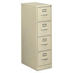 ALE VF1552PY Alera Four-Drawer Economy Vertical File ALEVF1552PY
