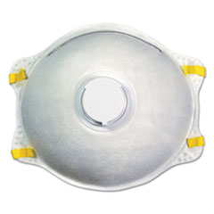 BWK 00019 Boardwalk N95 Disposable Respirator With Valve BWK00019