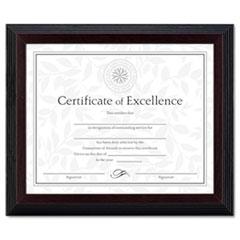 DAX N19880BT DAX Stepped Award/Certificate Frame DAXN19880BT