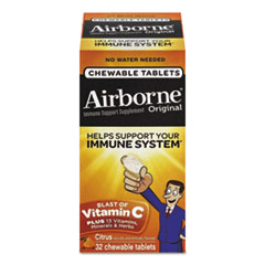 ABN 97971 Airborne  Immune Support Chewable Tablets ABN97971